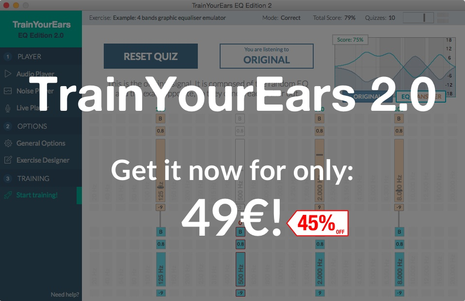 This is what users think about the software! | Train Your Ears